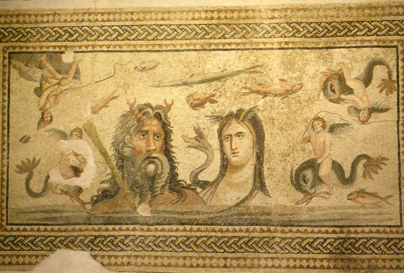zeugma mozaikleri