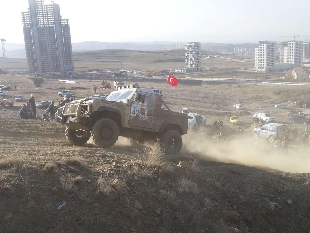 Ankara Off-Road Yarışı