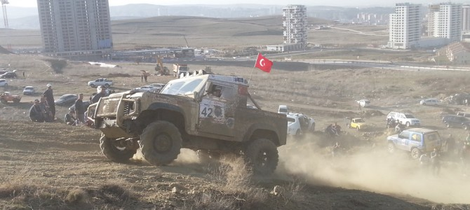 ANDOFF Ankara Off-road Yarışı 8 Mart 2015
