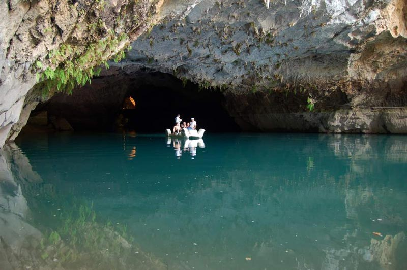 Altınbeşik Mağarası Milli Parkı (Antalya)