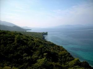 Dilek Yarımadası - Büyük Menderes Deltası Milli Parkı (Aydın)