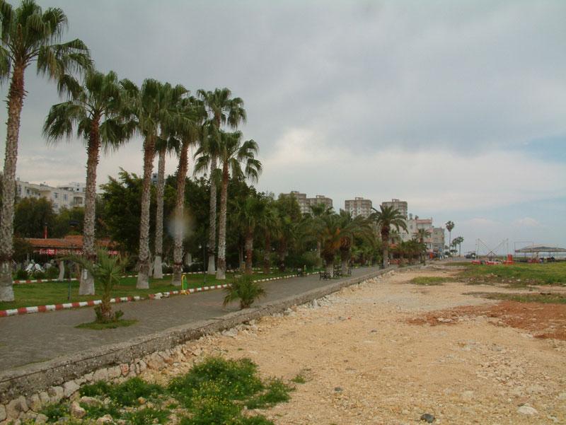 Erdemli Sahil Parkı Deretepe Net
