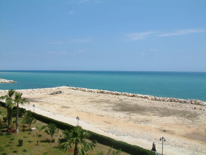doğu akdeniz sahilleri