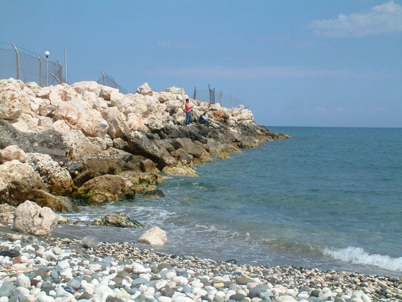 erdemli halk plajı