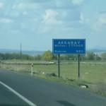 Aksaray'a Giriş