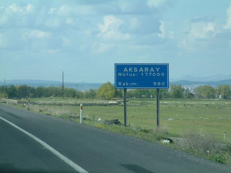 Niğde Aksaray