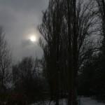 Eymir'de Kış Güneşi