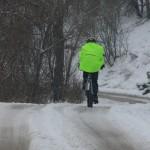 Eymir Gölünde Bisiklet