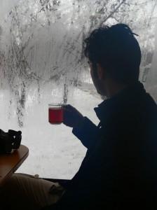 Eymir'de Çay Keyfi