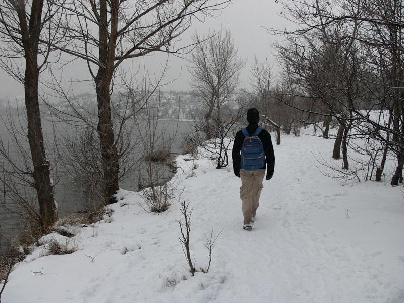 Eymir Göl Kenarı Yürüyüş