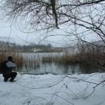 Eymir Gölü Manzarası