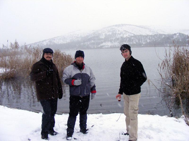 Eymir Gölü Yürüyüşü
