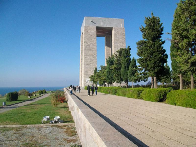 Gelibolu Yarımadası Tarihi Milli Parkı