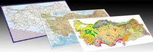Gezginler İçin Türkiye Haritaları