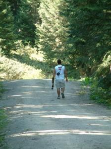 Ilgaz Dağı Milli Parkı Yürüyüş Parkuru