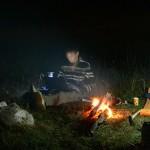 Kamp Ateşi Başında