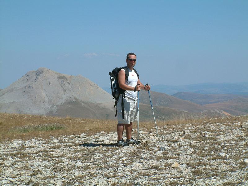 Küçük Hacettepe Zirvesi 2580 metre
