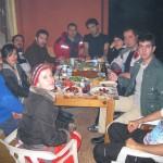 Pansiyon'da Akşam Yemeği