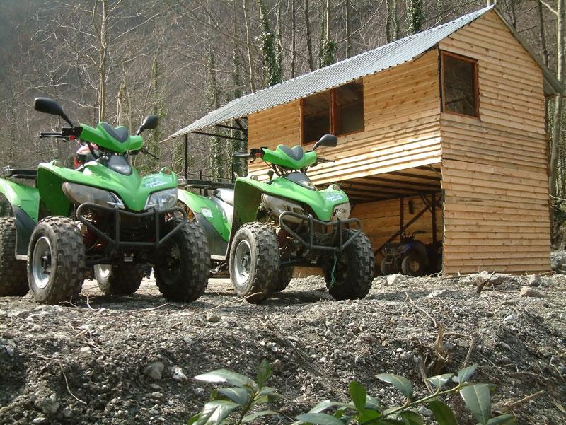 Ormanda ATV