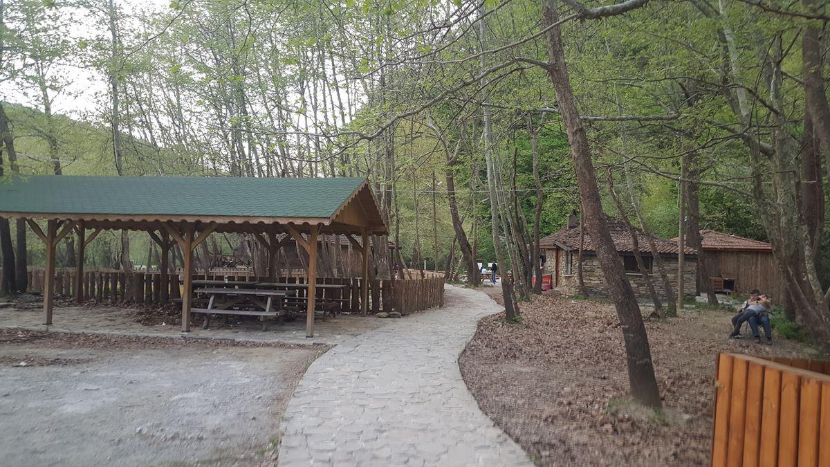 Erfelek Şelaleleri Tabiat Parkı