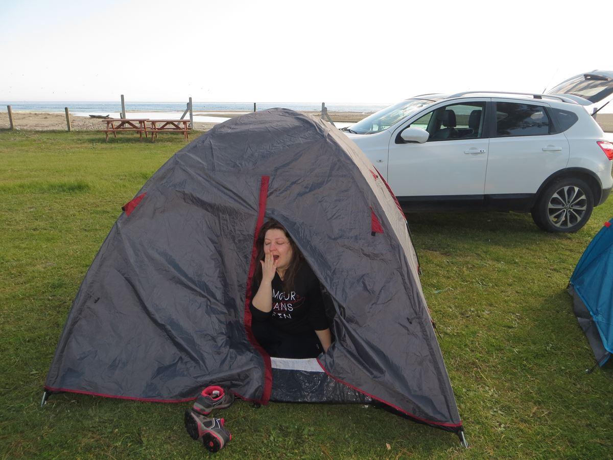Martı Camping Kamp Alanı