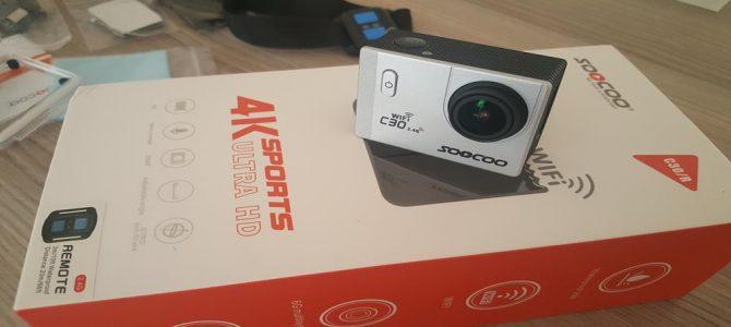 SOOCOO C30R WiFi 4K Uzaktan Kumandalı Aksiyon Kamera İncelemesi