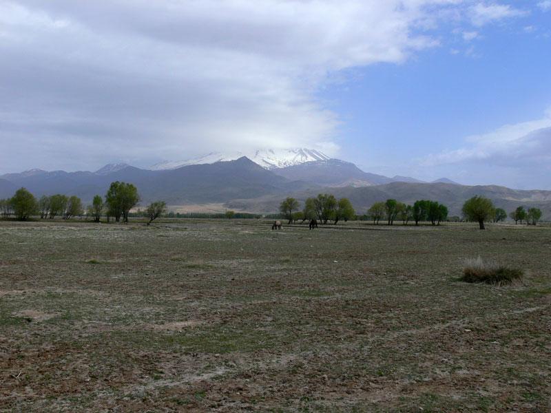 Sultan Sazlığı Kuş Cenneti Develi Kayseri