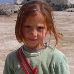Sultan Sazlığında Çilli Kız