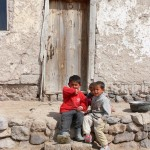 Sultan Sazlığı Civarında Köy