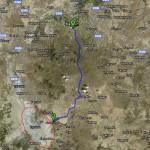 Sultan Sazlığı Harita