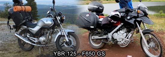 Yamaha YBR 125'ten BMW F650 GS'e Geçiş Tecrübeleri