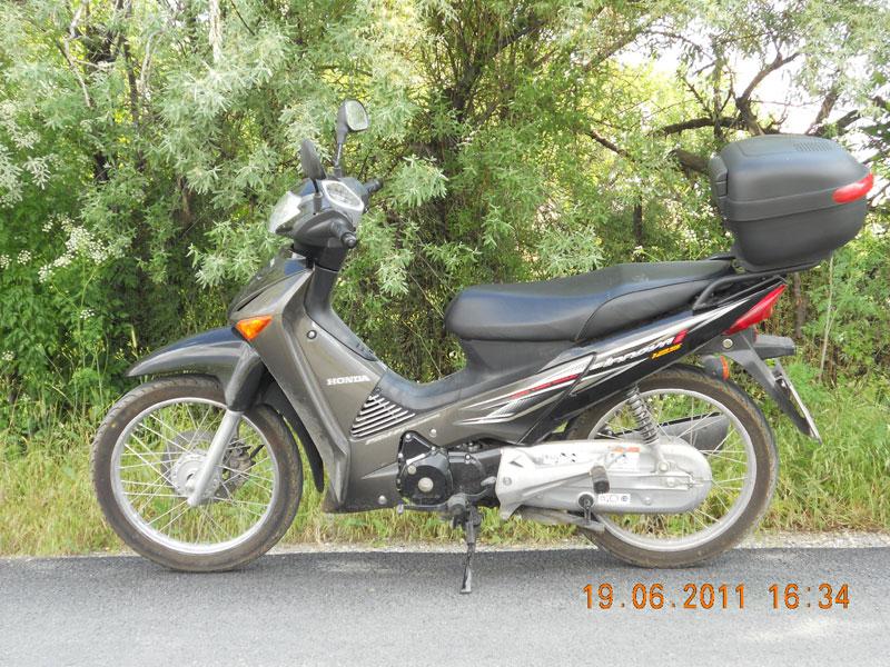 honda anf125 i
