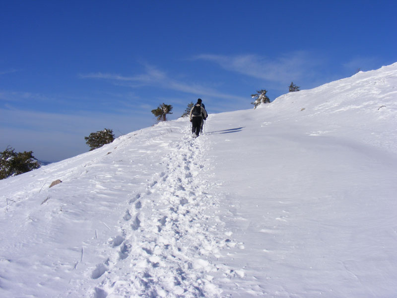 Işık Dağı Trekking