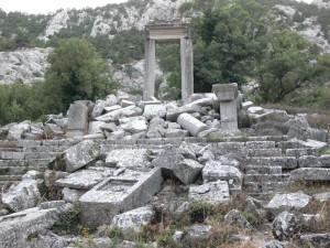 hadrianus - artemis tapınağı