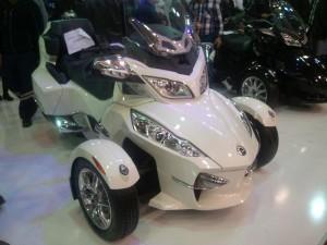 2013 Motosiklet Fuarı Depar Motor Lüks ATV