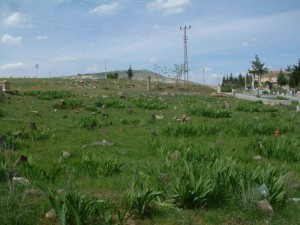 kilis bebek mezarlığı
