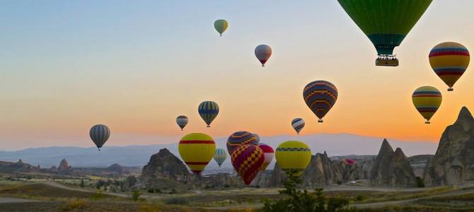 Türkiye'nin Güzelliklerini Keşfetme Zamanı