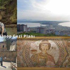 Sinop Erfelek Şelaleri ve Hamsilos Fiyordu Gezisi – Bölüm 1: PLAN