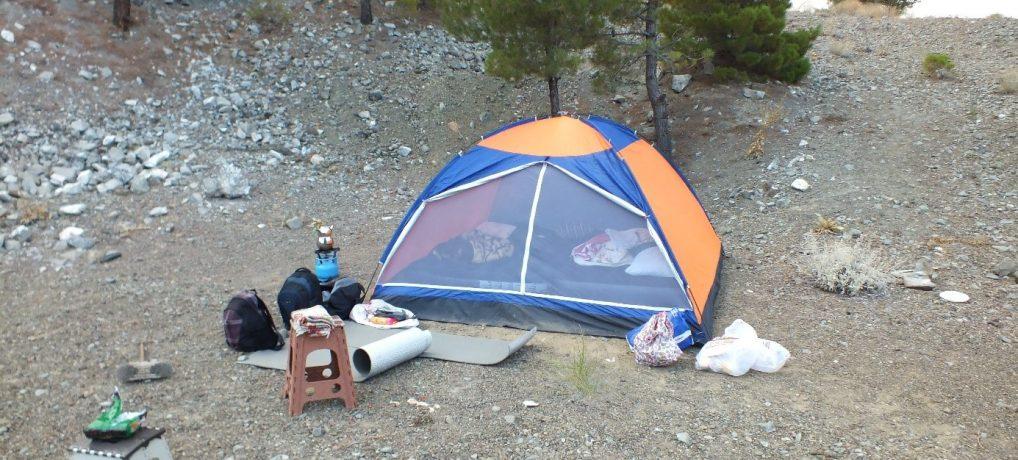 Misafir Yazar : İlk Kamp Maceram..